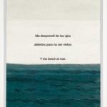 Titulo-Tu eres el mar
